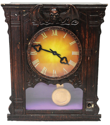 Antique Haunted Clock