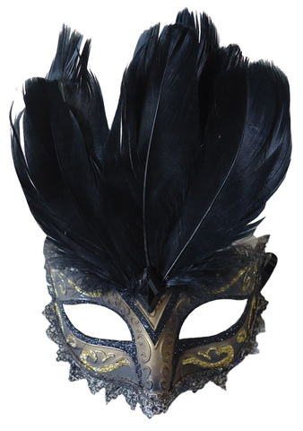 Women's Carnival Eye Mask