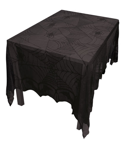 "48"" x 96"" Lace Decor Tablecloth"