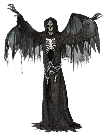 Life-Size Animated Angel of Death Life Size