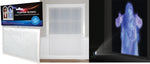 "4' x 6"" ProFX Projector Screens - Pack of 2"