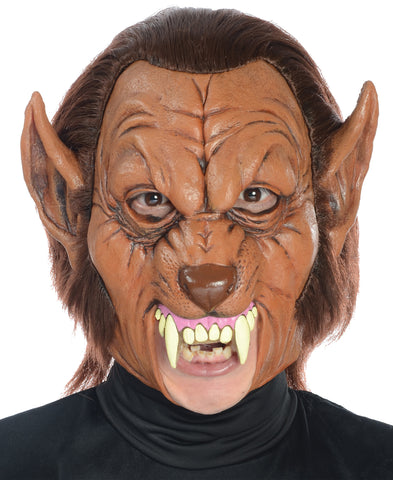 Werewolf 3/4 Latex Mask