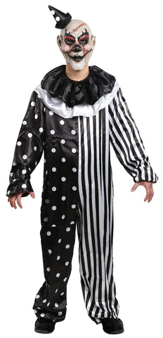 Boy's Kill Joy Clown Costume