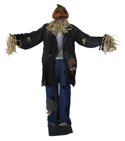 5' Standing Scarecrow Man