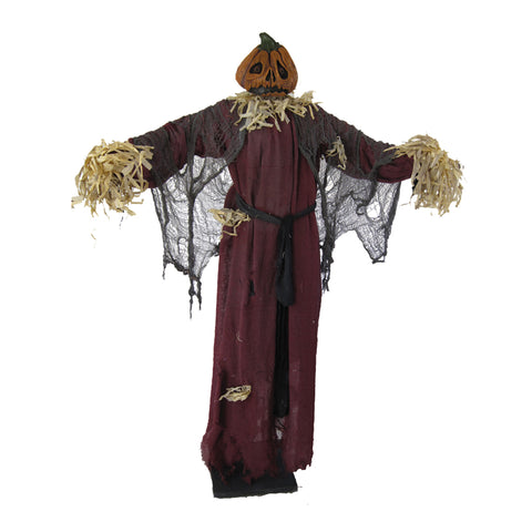 "60"" Standing Scarecrow Woman"