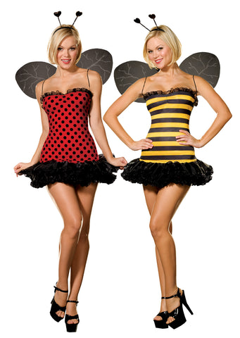 Buggin Out Reversible Costume