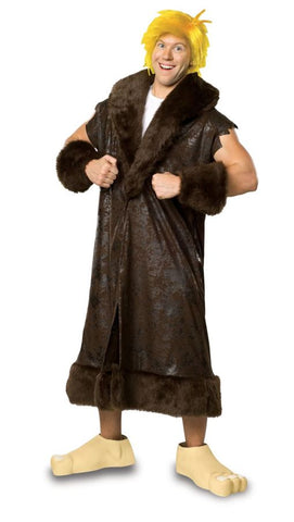 Men's Plus Size Barney Rubble Costume - The Flintstones