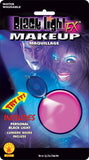 Blacklight Glow Makeup