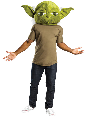 Yoda Plush Oversized Mask - Star Wars Classic