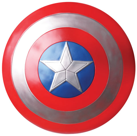 "24"" Captain America Adult Shield"