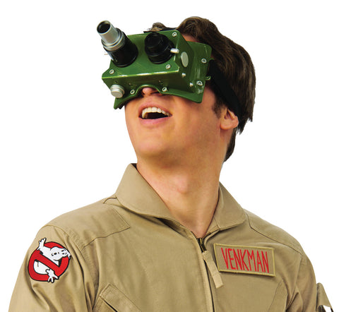 Adult Ghostbuster Ecto Goggles - 35th Anniversary