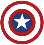 "9"" Captain America Shield"