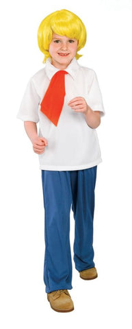Boy's Fred Costume - Scooby-Doo