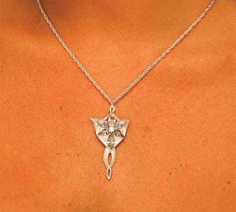 Arwen Evenstar Necklace - Lord of the Rings
