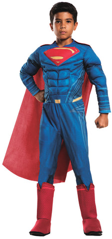 Boy's Deluxe Superman Costume