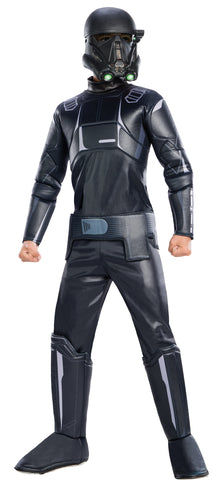 Boy's Deluxe Death Trooper Costume - Star Wars: Rogue One