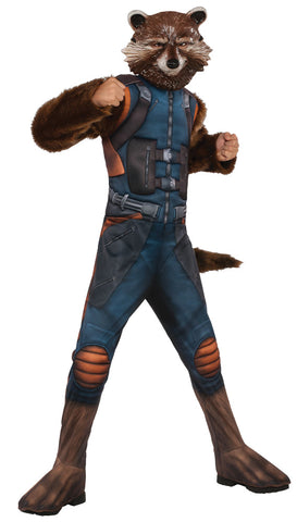 Boy's Deluxe Muscle Rocket Costume - Guardians of the Galaxy