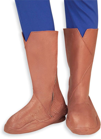 Adult Deluxe Superman Boot Tops