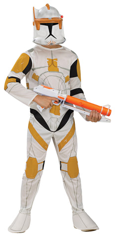 Boy's Commander Cody Costume - Star Wars: Clone Wars