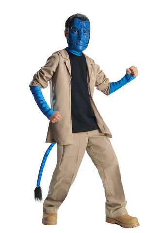 Boy's Deluxe Jake Sulley Costume - Avatar