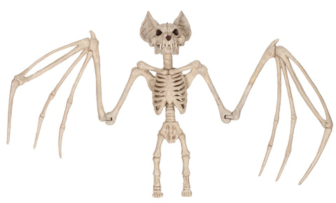 "36"" Large Skeleton Bat"