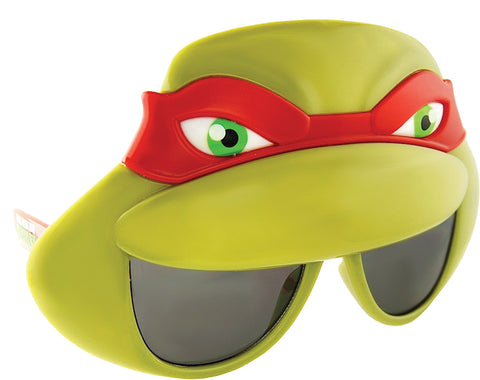 Sunstache Raphael Glasses - Ninja Turtles