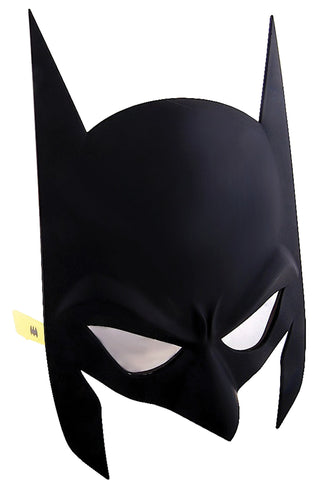 Sunstache Batman 1/2 Mask Glass