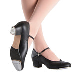 Adult Black Tap Shoe #S323L