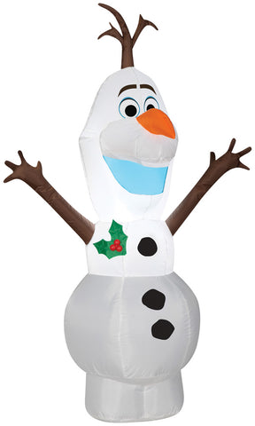 Airblown Standing Olaf - Frozen