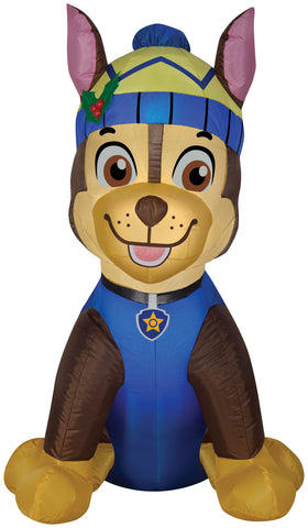 Airblown Chase In Winter Inflatable - PAW Patrol
