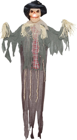 6' Hanging Scarecrow