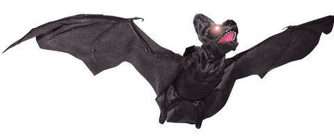 "35"" Animated Flying Bat"