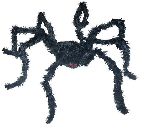 "8"" Light-up Spider Long Hair"