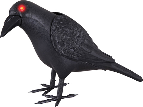 "10"" Animated Crow"