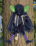 "24"" Tree Trunk Witch Assorted"