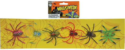 Spider - Pack of 6