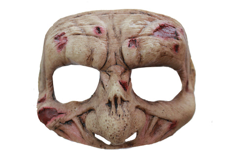 Zombie Latex Half Mask