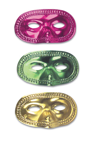 Half Masks - Pack of 12