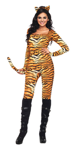 Women's Wild Tigress Catsuit