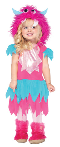 Sweetheart Monster Costume