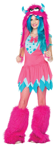 Teen Mischief Monster Costume