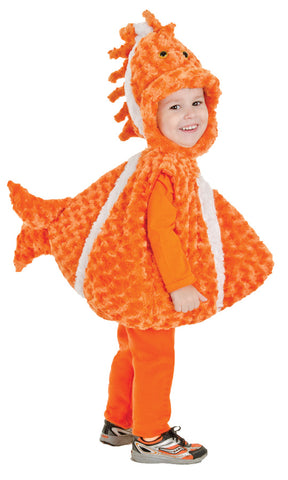 Big Mouth Clown Fish Costume