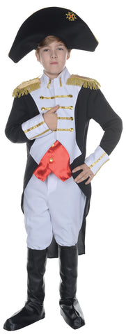 Boy's Napoleon Costume