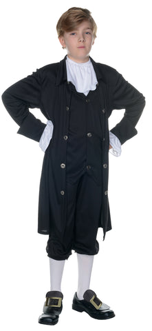 Boy's John Adams Costume