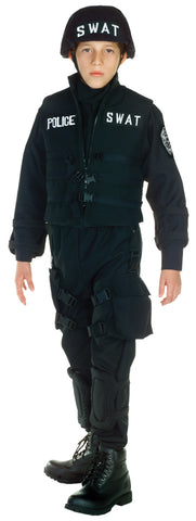 Boy's SWAT Costume
