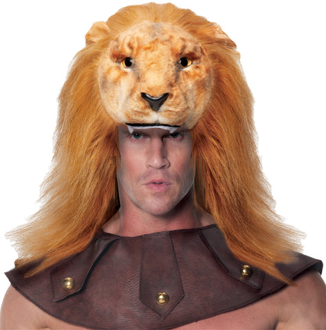 Animals Head - Lion
