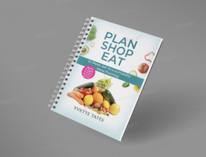 Plan Shop Eat a Weekly Meal Planner