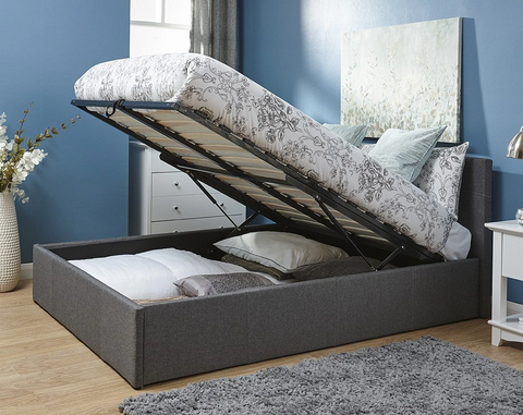 4ft6 Ottoman Bed
