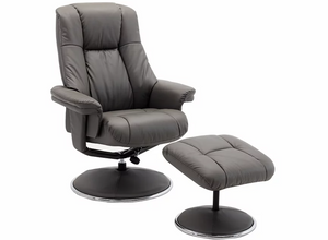 GFA Denver Recliner And Foot Stool-Recliners-Better Bed Company