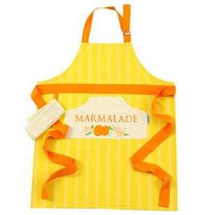 Good Housekeeping Aprons Marmalade-Better Bed Company